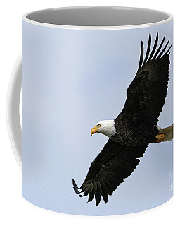 Majestic Bald Eagle Coffee Mug