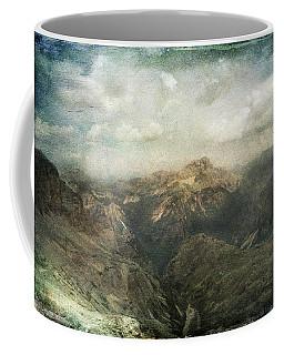 Majestic Dolomites Coffee Mug