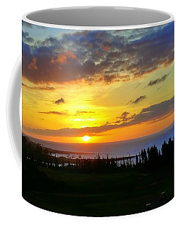 Majestic Maui Sunset Coffee Mug