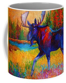 Majestic Monarch - Moose Coffee Mug