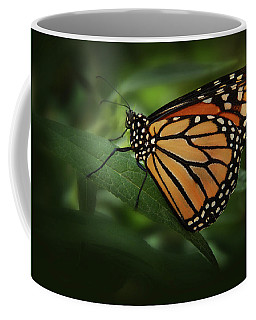 Majestic Monarch Coffee Mug