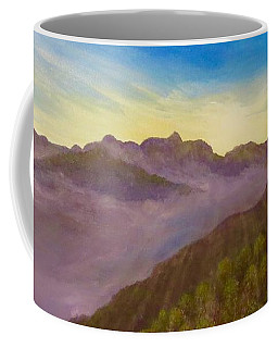 Majestic Morning Sunrise Coffee Mug