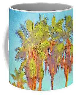 Majestic Palms Coffee Mug