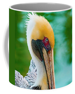 Majestic Pelican 48 Coffee Mug