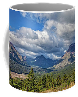 Majestic Rocky Mountains Coffee Mug