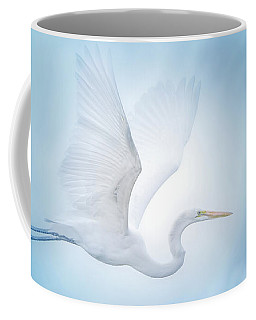 Majesty Of The Skies Coffee Mug by Mark Andrew Thomas