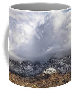 Major Storms A Brewing Coffee Mug