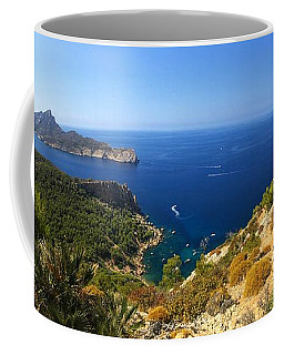 Majorca Spain Panorama Coffee Mug