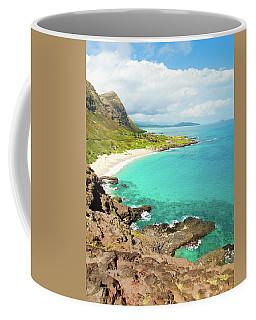 Makapu'u Beach Coffee Mug