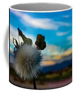 Coffee Mug featuring the photograph Make A Wish by Chris Tarpening