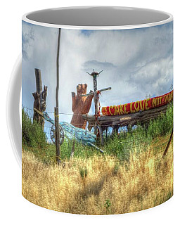 Make Love Not War I Coffee Mug