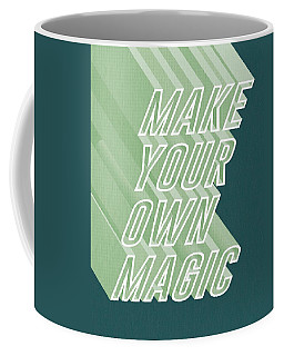 Make Your Own Magic Coffee Mug