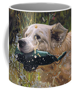 Making A Splash Coffee Mug