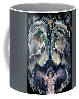 Making Angels 2 - The Wings Coffee Mug