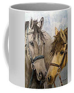 Making Friends Coffee Mug