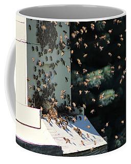 Making Honey - Landscape Coffee Mug