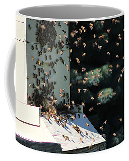 Making Honey - Landscape Coffee Mug
