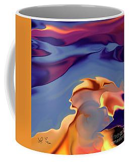 Making Love In Blue Velvet Coffee Mug