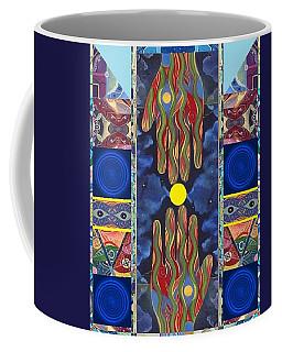 Making Magic - Take Two Coffee Mug by Helena Tiainen