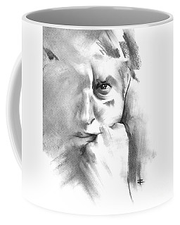 Making Marks And Coaxing Emotions 5 Coffee Mug