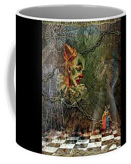 Making Of A Clown Coffee Mug