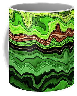 Malachite No. 6-1 Coffee Mug
