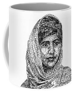 Malala Yousafzai Coffee Mug