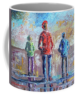 Male Models Coffee Mug