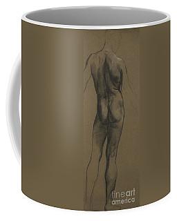 Male Nude Study Coffee Mug