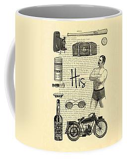 Male Wedding Gift Coffee Mug