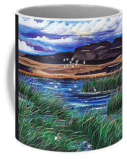 Malhuer Bird Refuge Coffee Mug
