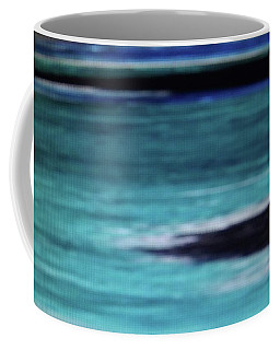Coffee Mug featuring the painting Malibu by Don Koester
