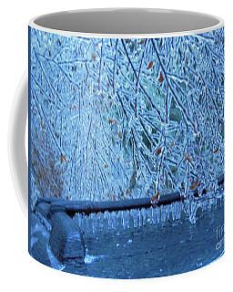 Malibu Icicles Coffee Mug