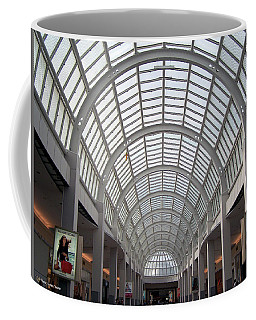 Mall Ceiling Coffee Mug