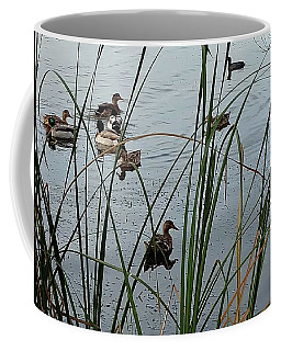 Mallard Migration Coffee Mug