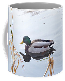 Mallard Reflected Coffee Mug