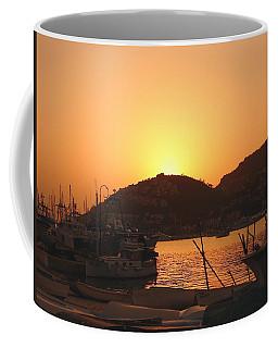 Coffee Mug featuring the photograph Mallorca 1 by Ana Maria Edulescu