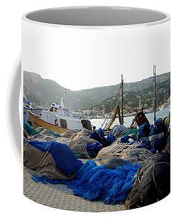 Coffee Mug featuring the photograph Mallorca 2 by Ana Maria Edulescu