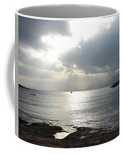 Coffee Mug featuring the photograph Mallorca by Ana Maria Edulescu