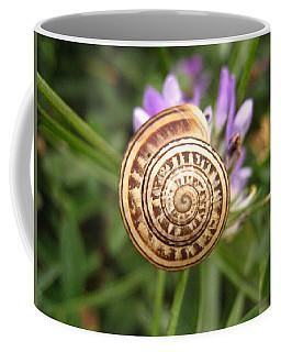Malta Snail Coffee Mug