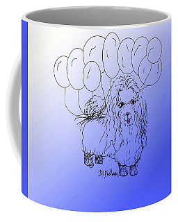 Maltese Coffee Mug