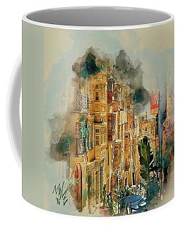 Maltese Street Coffee Mug
