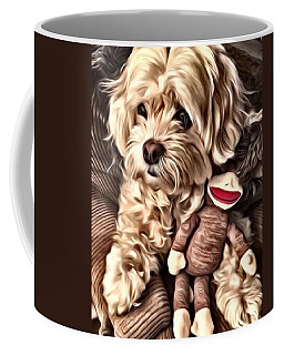 Maltipoo Love Coffee Mug
