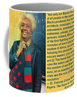 Mama Frances Cress Welsing Coffee Mug