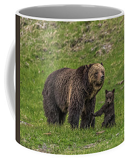 Mama Just Don't Move Coffee Mug