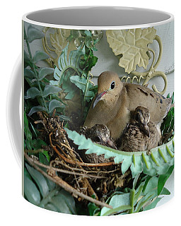Mama Morning Dove Coffee Mug