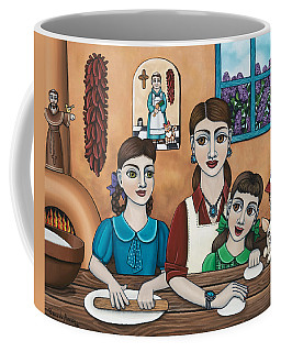 Mamacitas Tortillas Coffee Mug