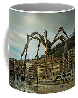 Maman Spider Bilbao Spain Coffee Mug