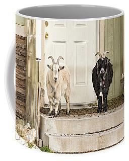 The Goat Guard Coffee Mug