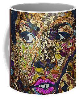 Mama's Watching Coffee Mug by Apanaki Temitayo M